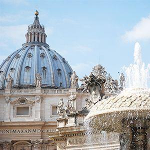 Arquitectura y Arquitectos de la Basílica de San Pedro ❤️⛪❤️