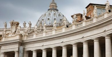 construcción de la Basílica de San Pedro