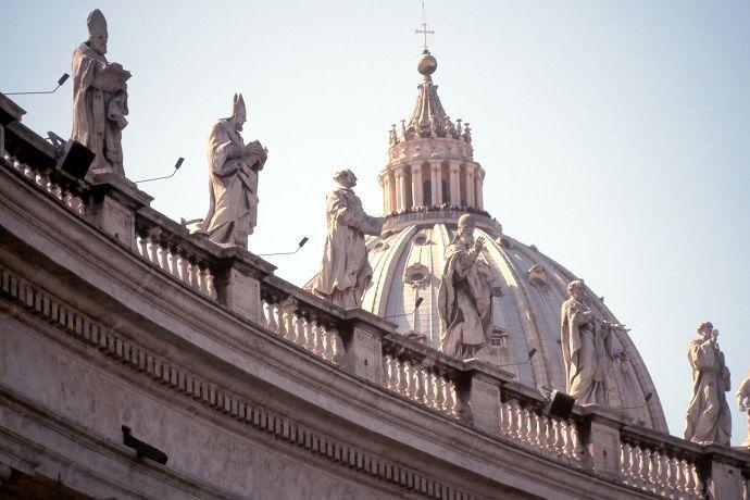 Origen Basílica de San Pedro