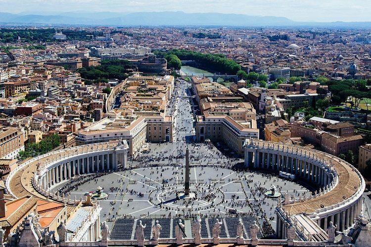 Qué ver en la Plaza del Vaticano