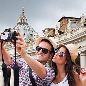 Qué Ver en la Plaza de San Pedro del Vaticano ♥️(Roma)♥️