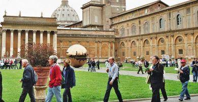 Obras de los Museos Vaticanos