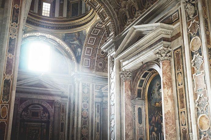 Obras de arte Basílica de San Pedro