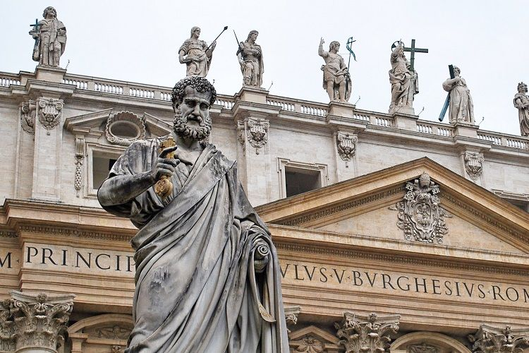 Visitar la Basílica San Pedro