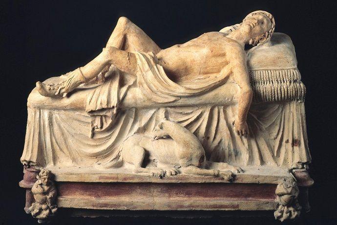 Estatuas del museo Vaticano